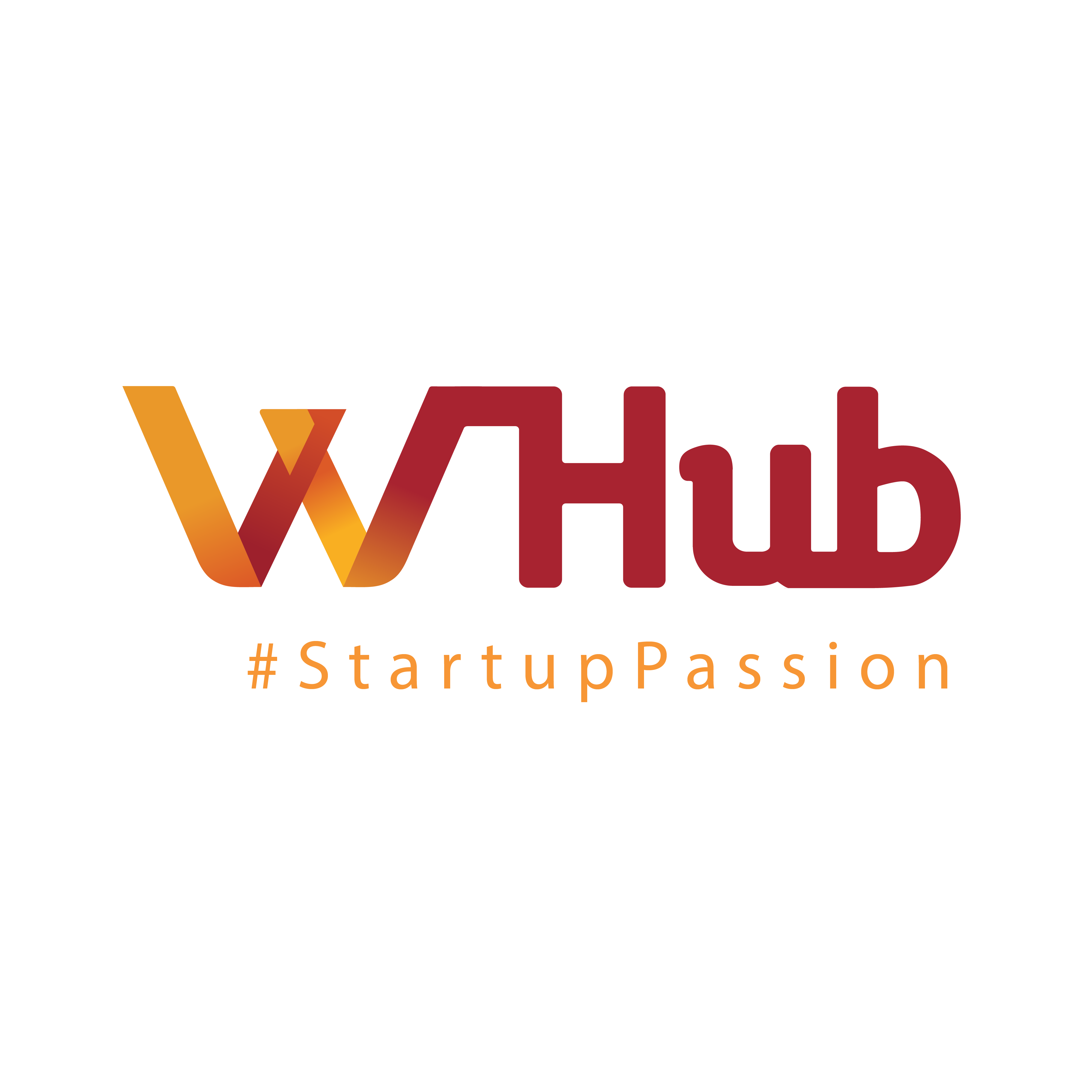 Whub logo colour